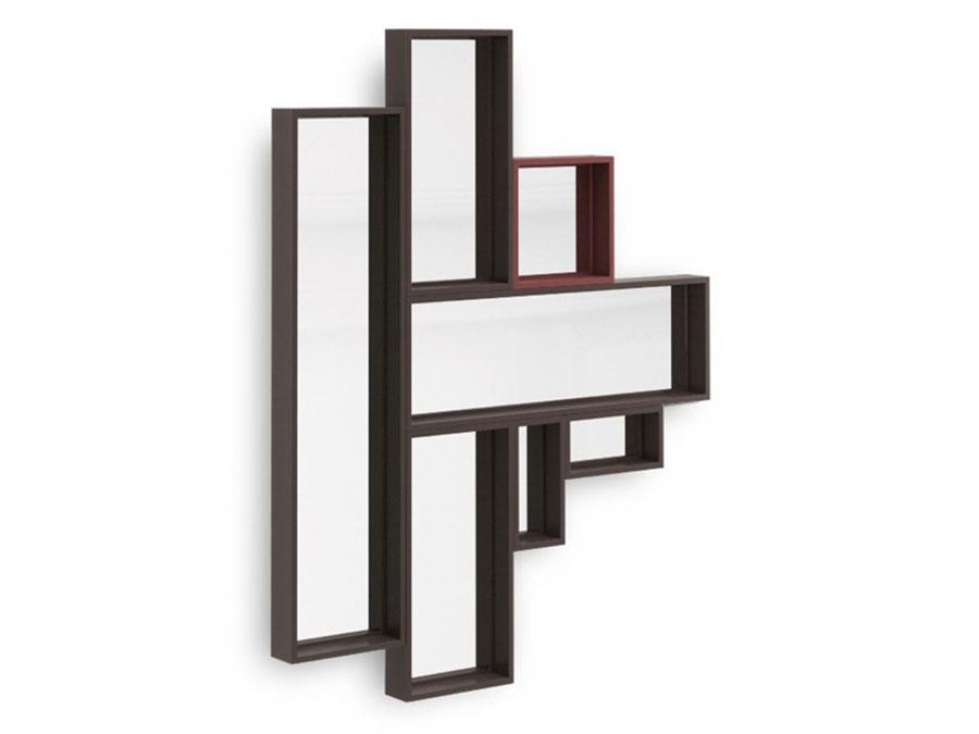 Modello di specchio per comò per camera da letto n.09