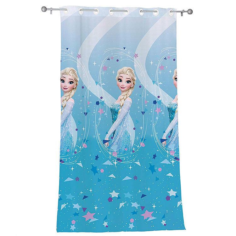 Modello di tenda per cameretta Disney di Frozen n.04