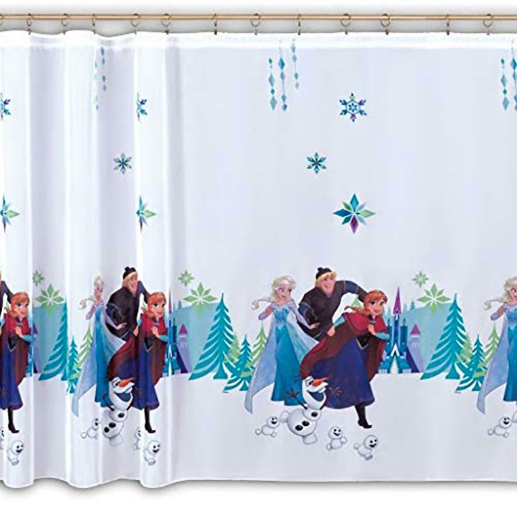 Modello di tenda per cameretta Disney di Frozen n.05