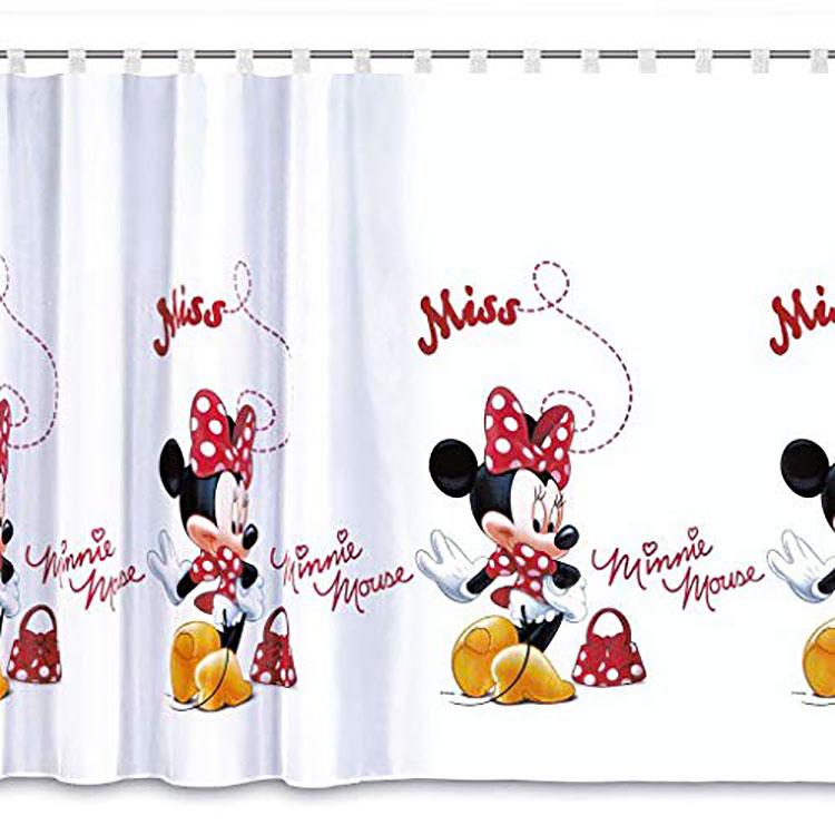 Modello di tenda per cameretta Disney di Minnie n.05
