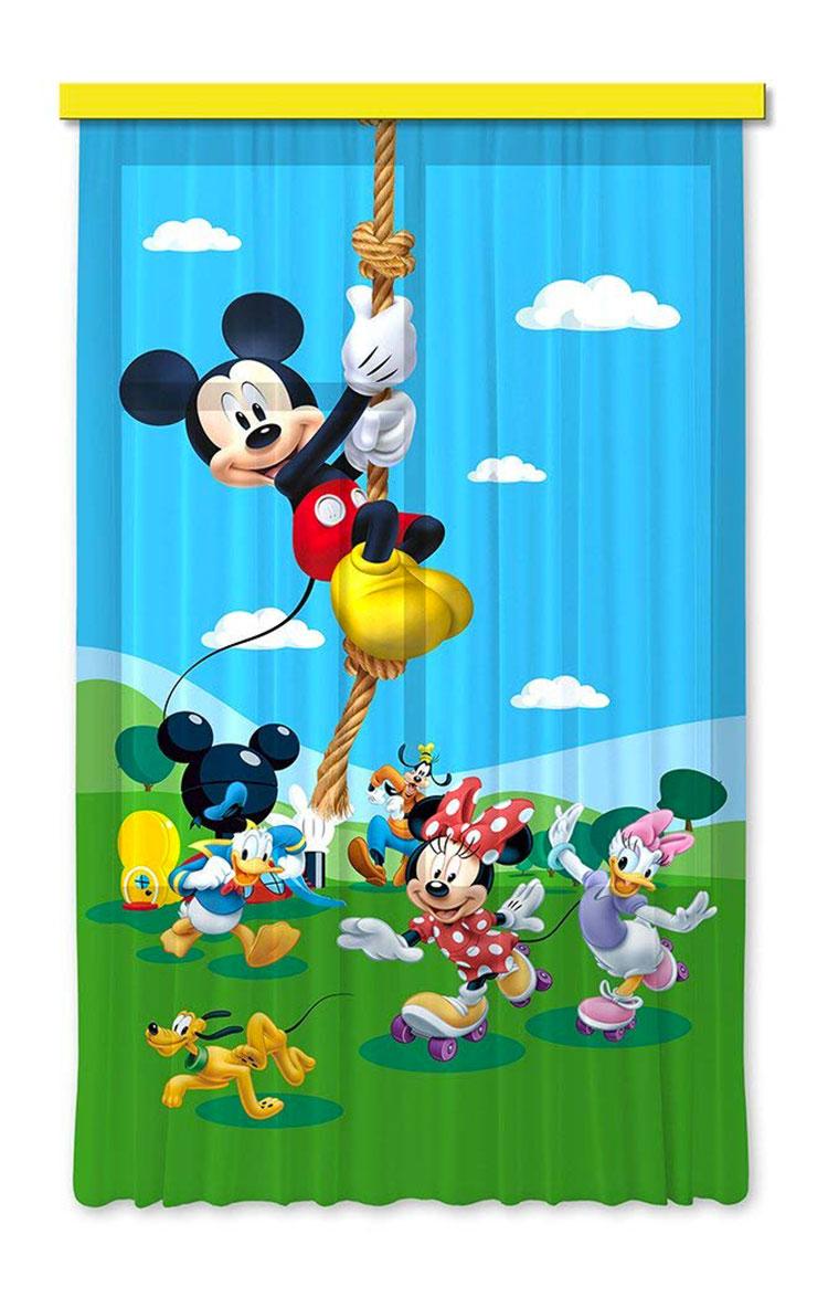 Modello di tenda per cameretta Disney di Topolino n.02