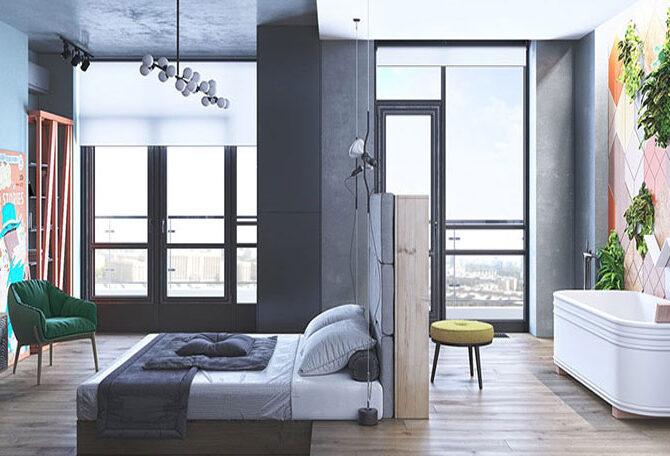 Idee per una camera da letto originale