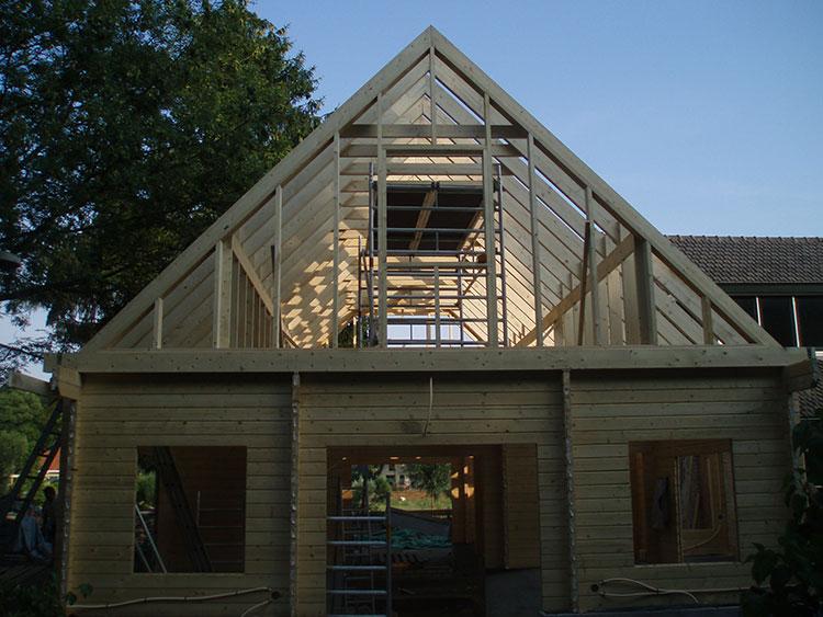 Casa in legno di Palmatin