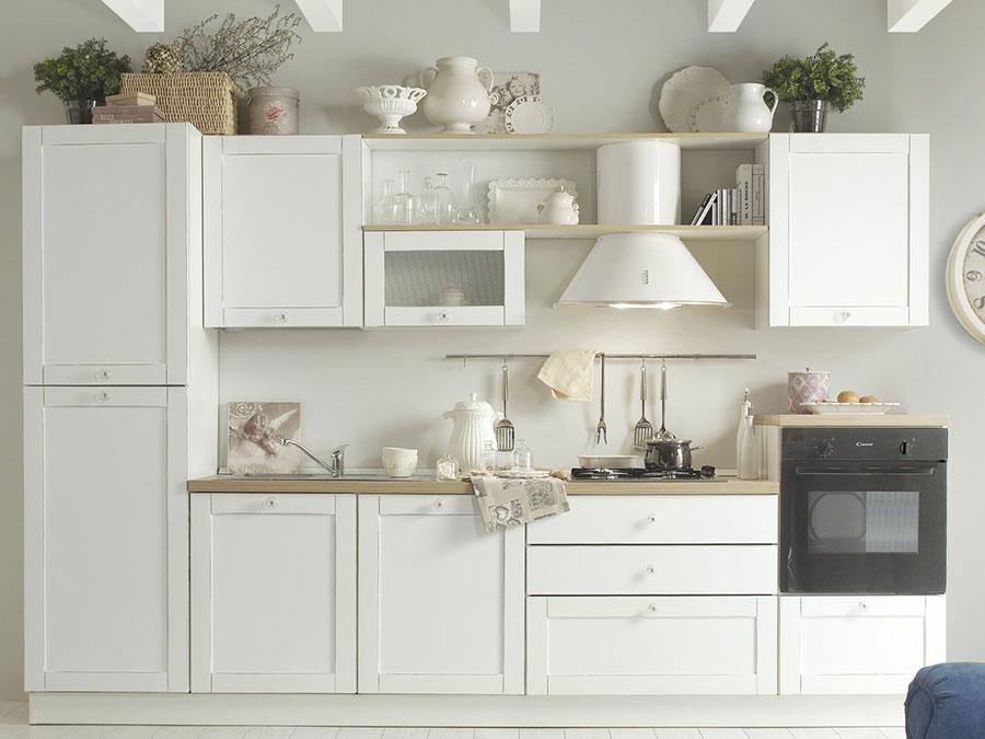 Cucine di 3 Metri Lineari in Diversi Stili | MondoDesign.it