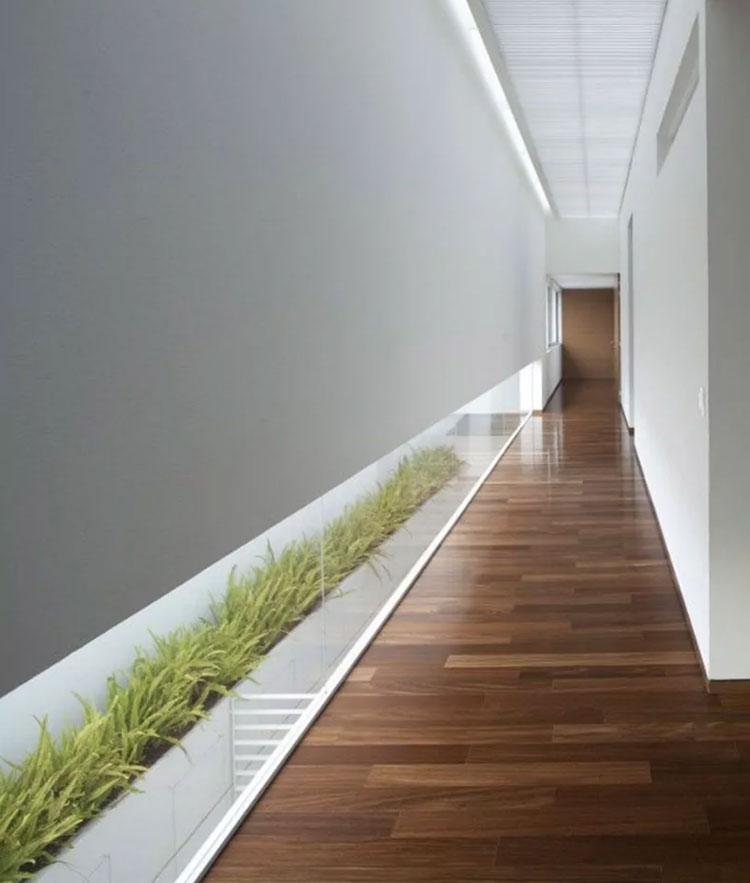 Idee per arredare un corridoio moderno n.01