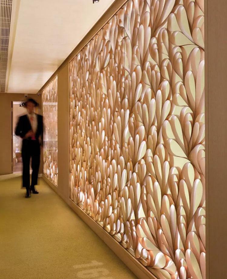 Idee per arredare un corridoio moderno n.02