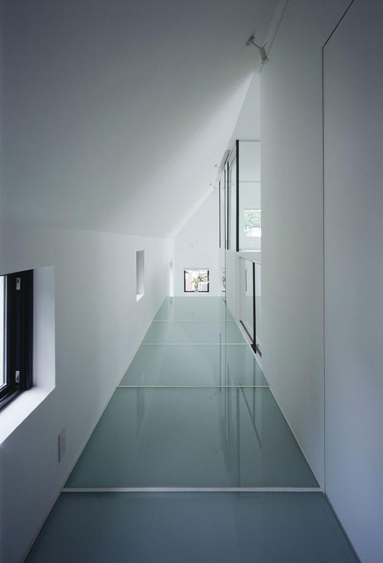 Idee per arredare un corridoio moderno n.06