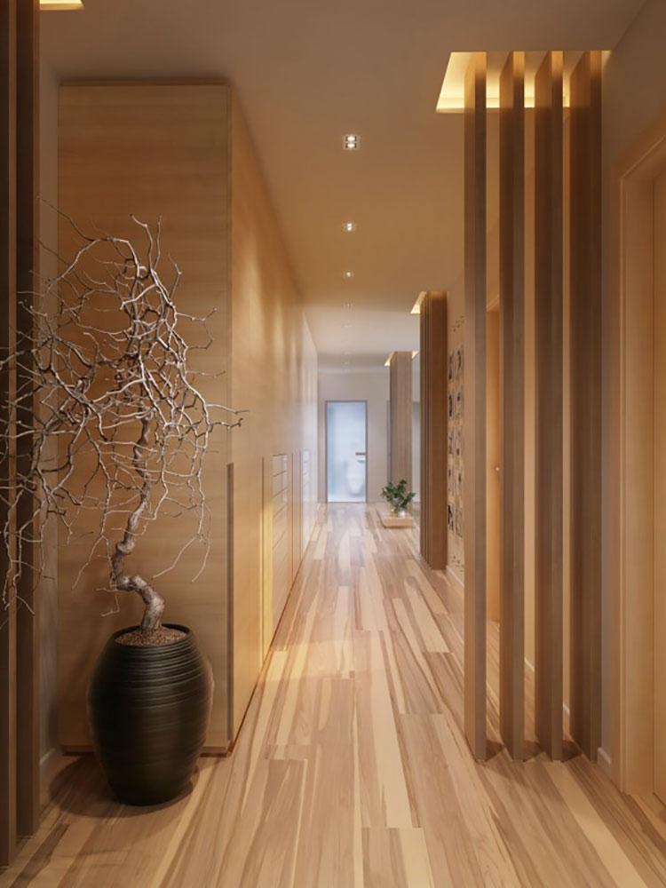 Idee per arredare un corridoio moderno n.11