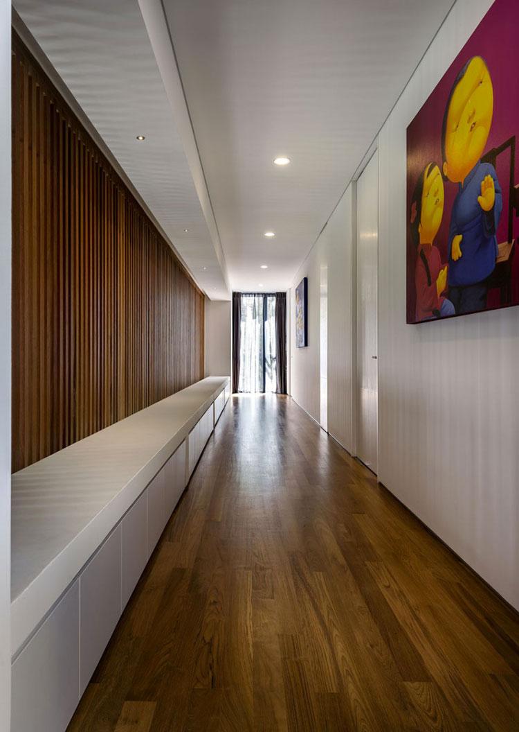Idee per arredare un corridoio moderno n.13