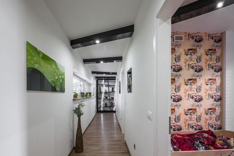 Idee per arredare un corridoio moderno n.17
