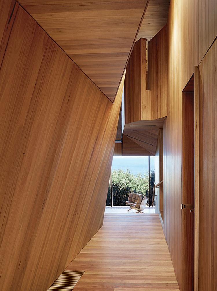 Idee per arredare un corridoio moderno n.24