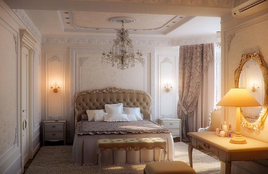 Immagini di camere da letto classiche n.05