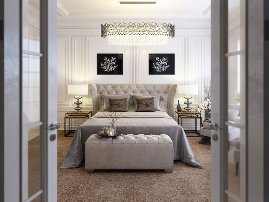 Immagini di camere da letto classiche n.08