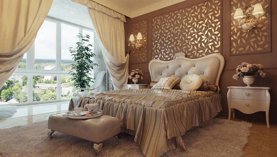 Immagini di camere da letto classiche n.10