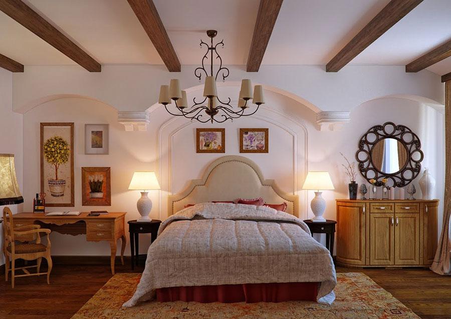 Immagini di camere da letto classiche n.15