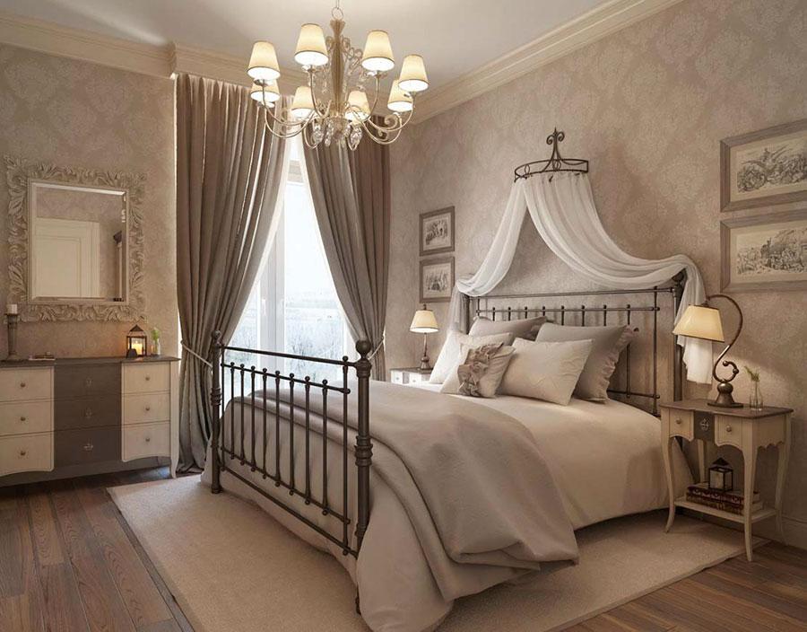 Immagini di camere da letto classiche n.17
