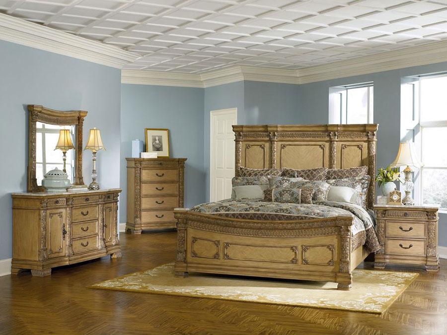 Immagini di camere da letto classiche n.19