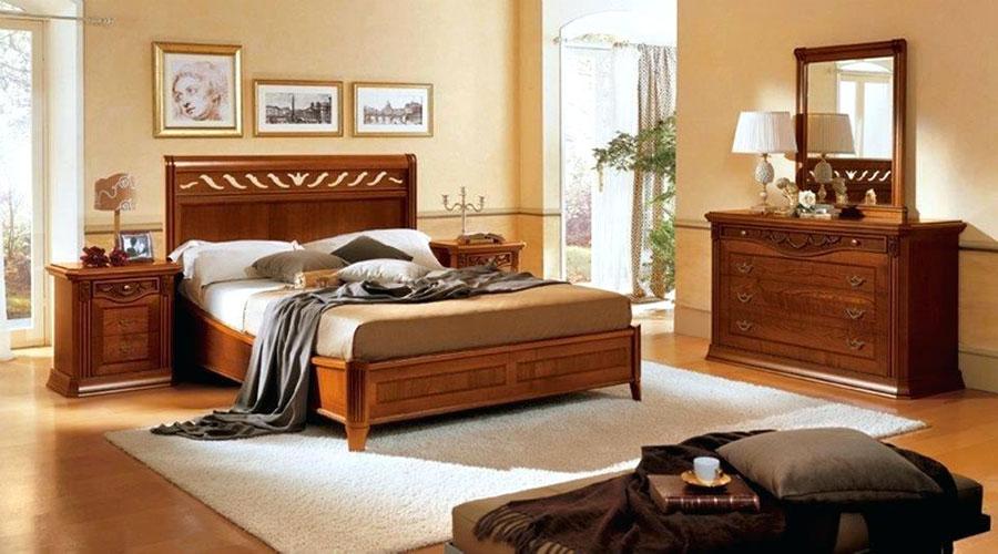 Immagini di camere da letto classiche n.20