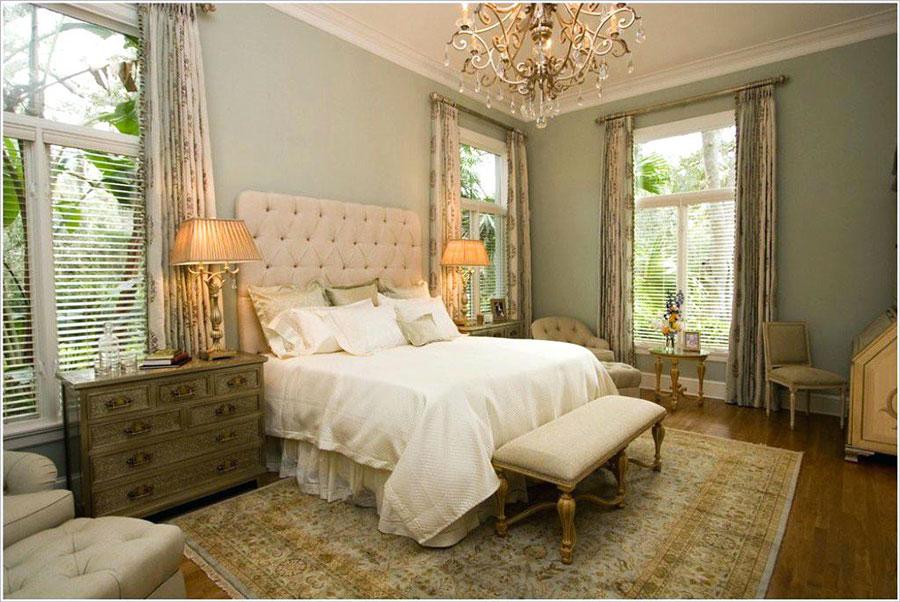Immagini di camere da letto classiche n.23