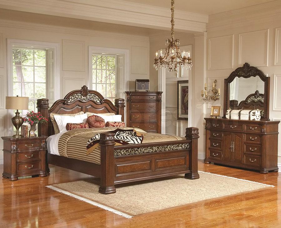 Immagini di camere da letto classiche n.24