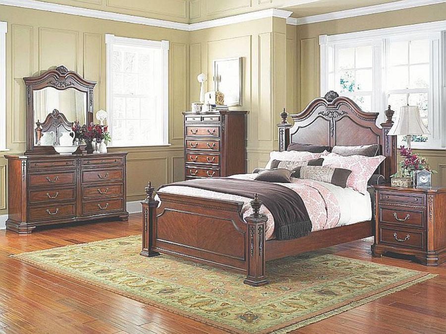 Immagini di camere da letto classiche n.25