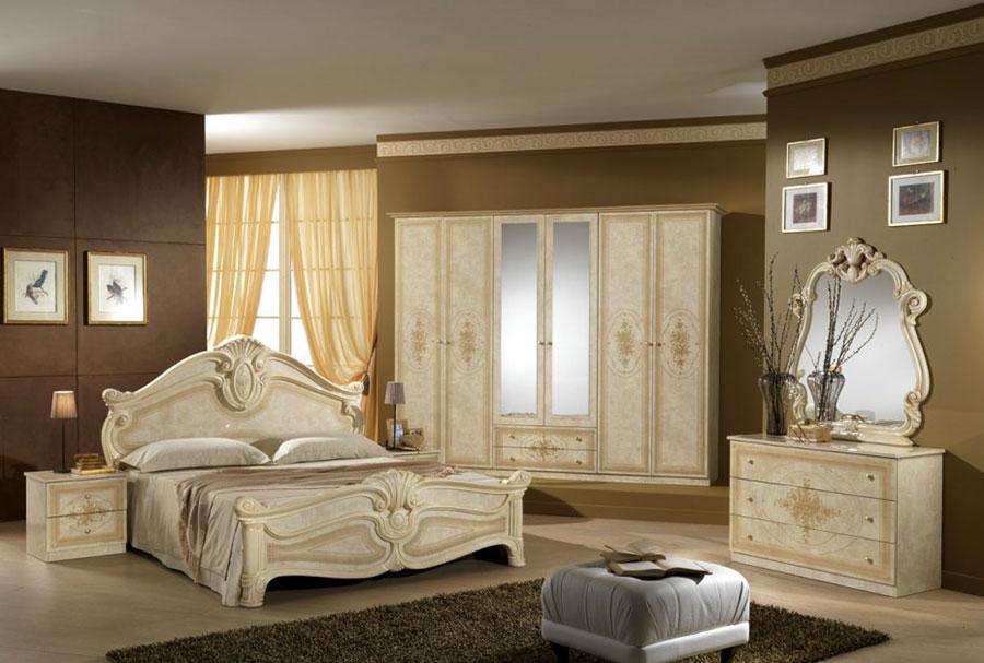 Immagini di camere da letto classiche n.28