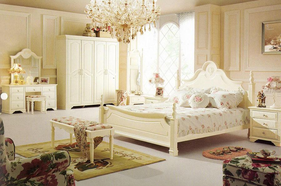 Immagini di camere da letto classiche n.30