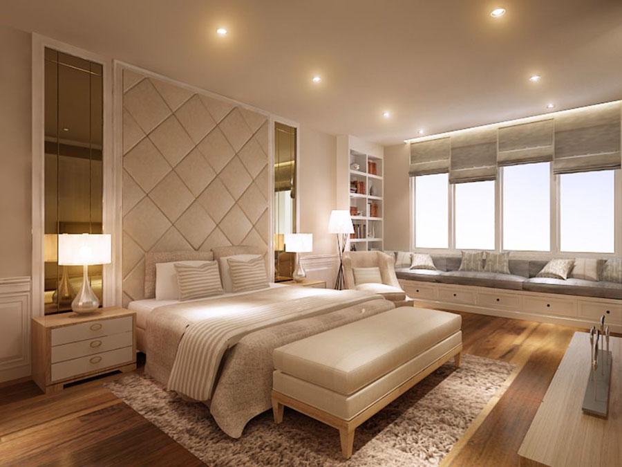 Immagini di camere da letto classiche n.36