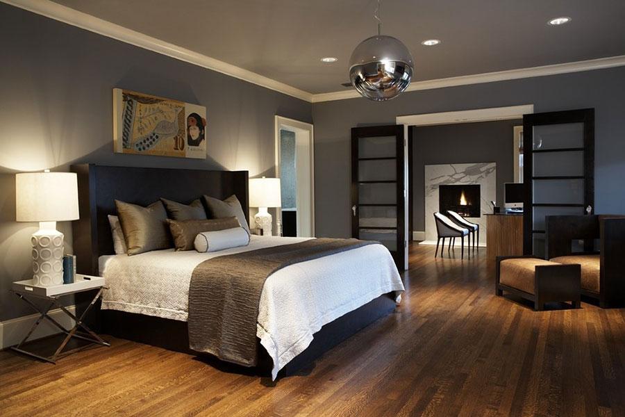 Immagini di camere da letto classiche n.40