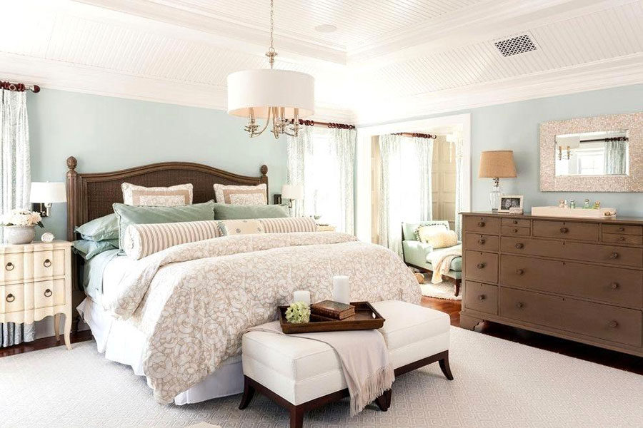 Immagini di camere da letto classiche n.44
