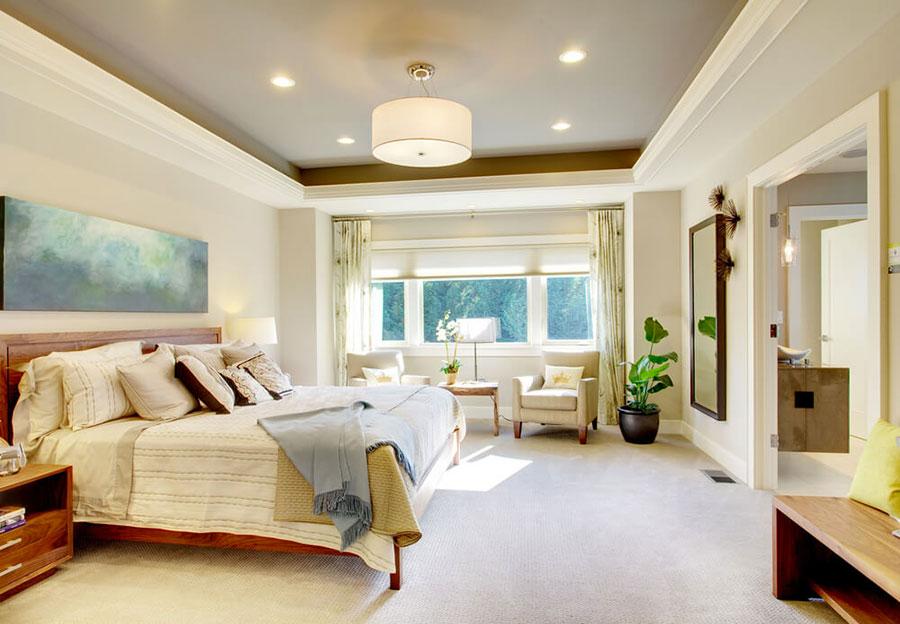 Immagini di camere da letto classiche n.50