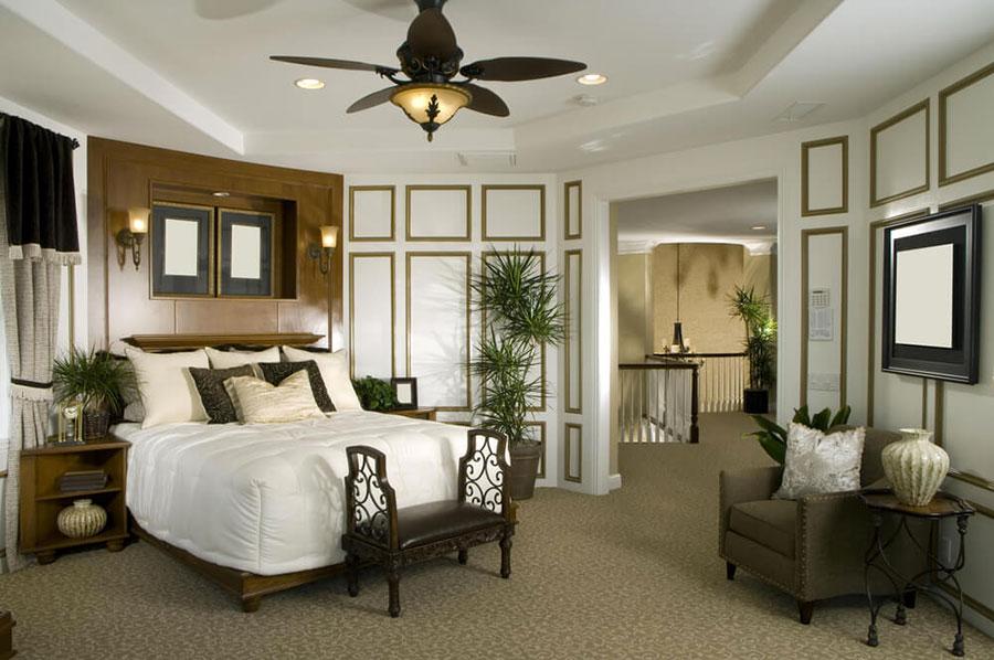 Immagini di camere da letto classiche n.61