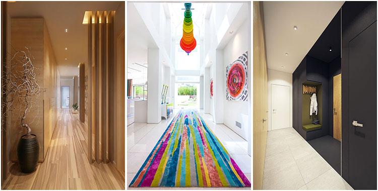 Come arredare un corridoio moderno 30 idee a cui for Dos arredamenti
