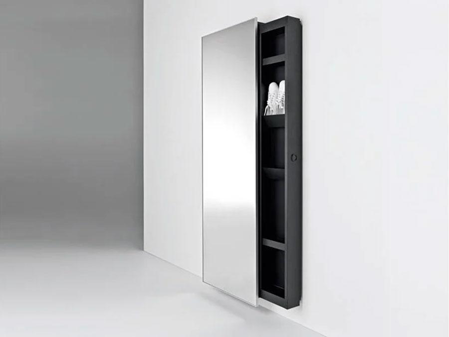 Idee per mobili in un corridoio stretto n.01