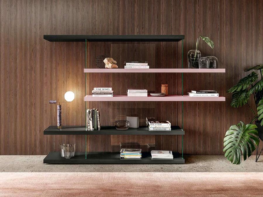 Idee per mobili in un corridoio stretto n.03