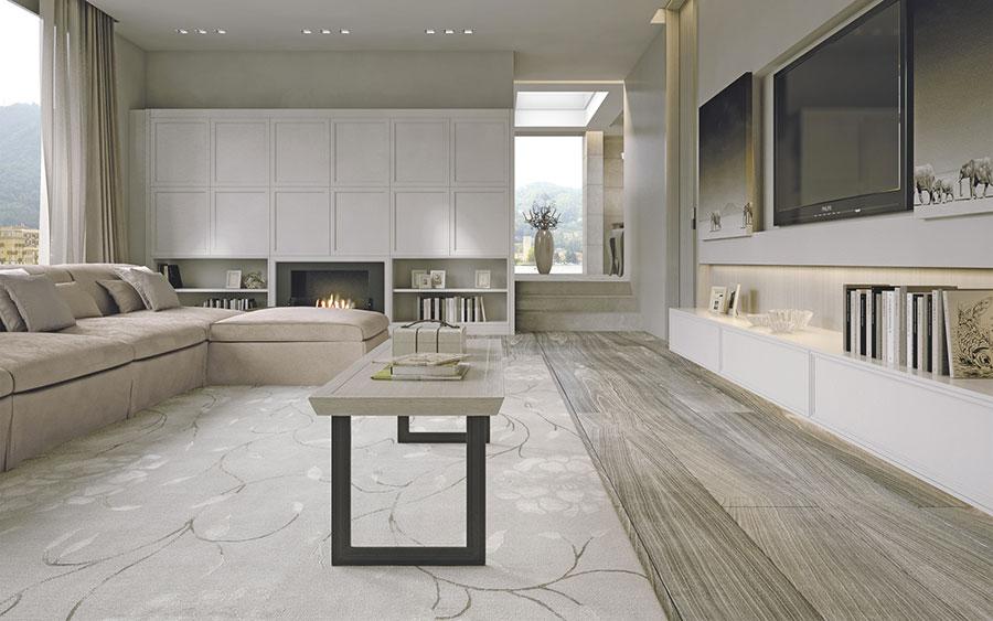 Arredamento per soggiorno classico moderno L'Origine 04
