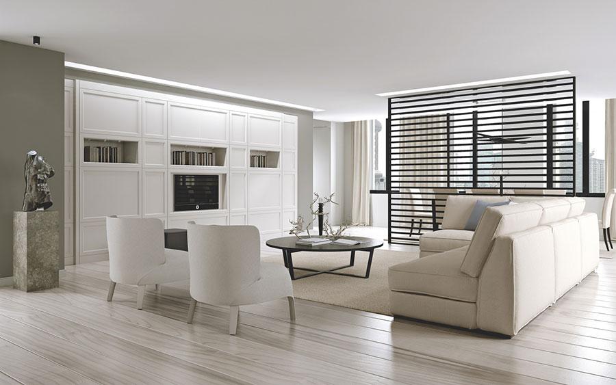 Arredamento per soggiorno classico moderno L'Origine 06