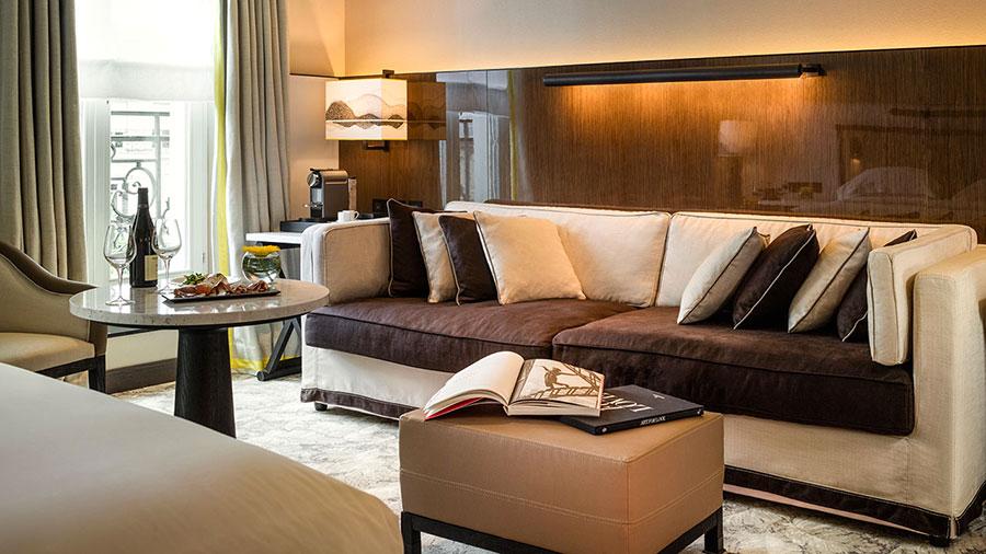 Arredamento per soggiorno classico moderno L'Origine 08