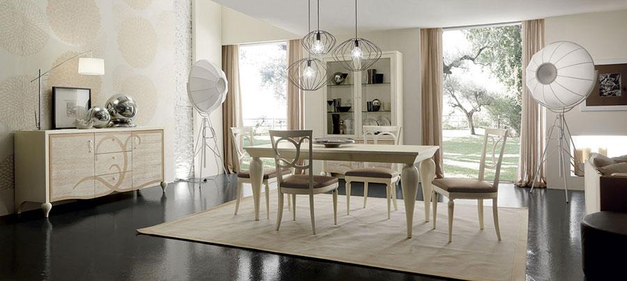 Arredamento per soggiorno classico moderno Cantiero 01