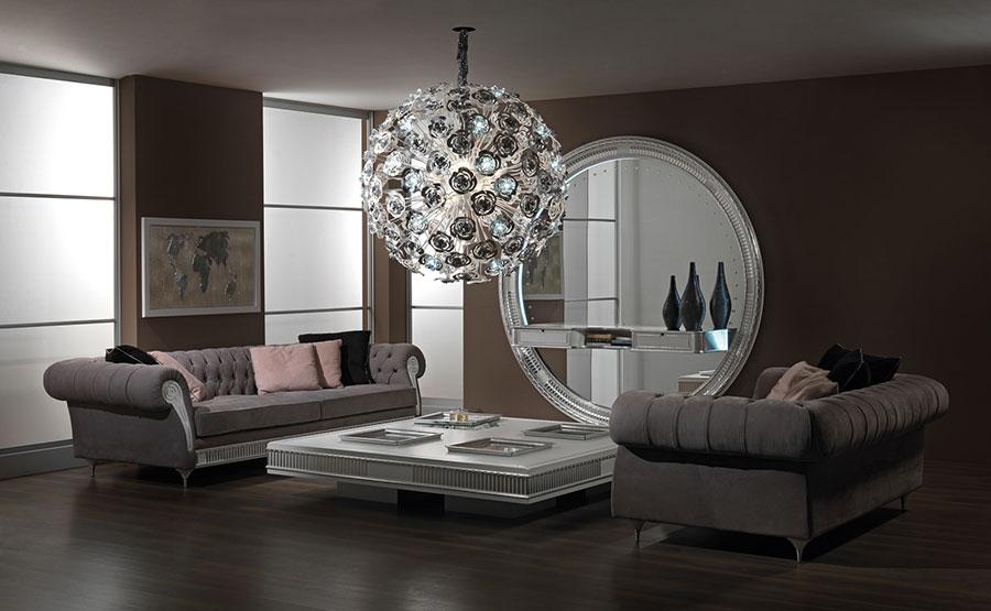 Soggiorno Classico Vismara Design n.04