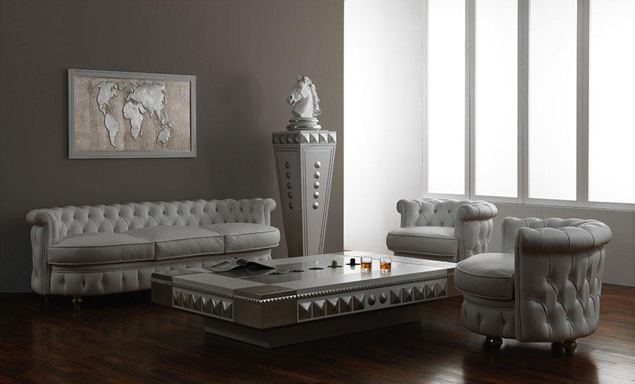 Soggiorno Classico Vismara Design n.05