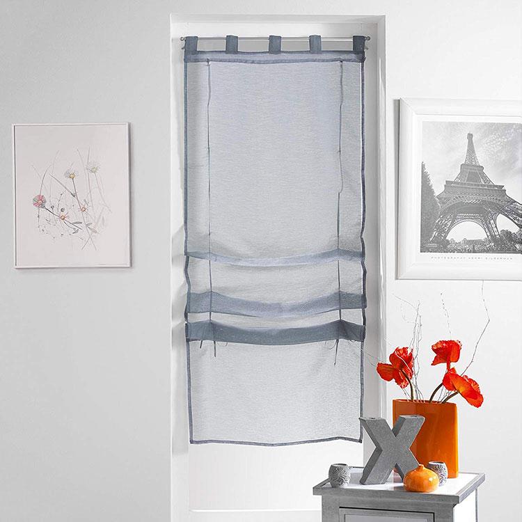 Modello di tenda a vetro moderna n.10