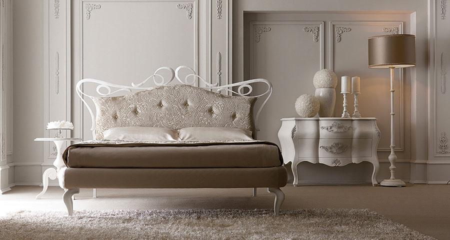 Camera da letto di lusso classica di CorteZari 04