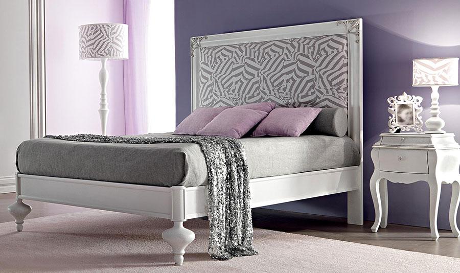 Camera da letto di lusso classica di CorteZari 05