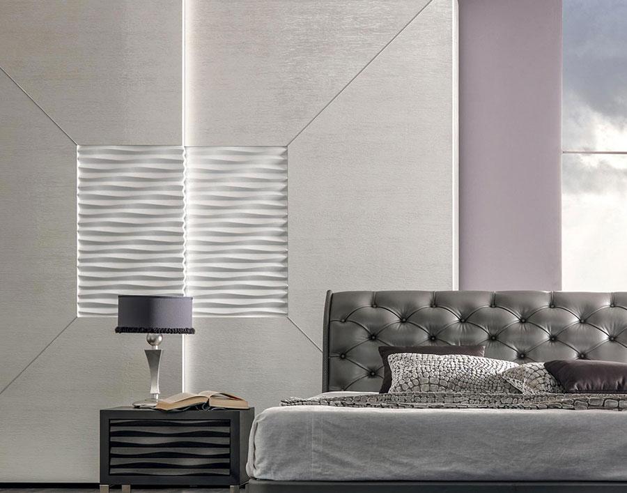 Camera da letto di lusso classica di CorteZari 09