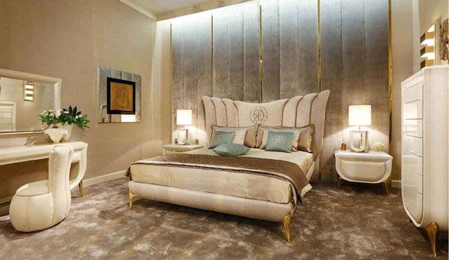 Camera da letto di lusso classica di ReDecò 01