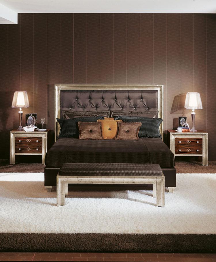 Camera da letto di lusso classica di ReDecò 06