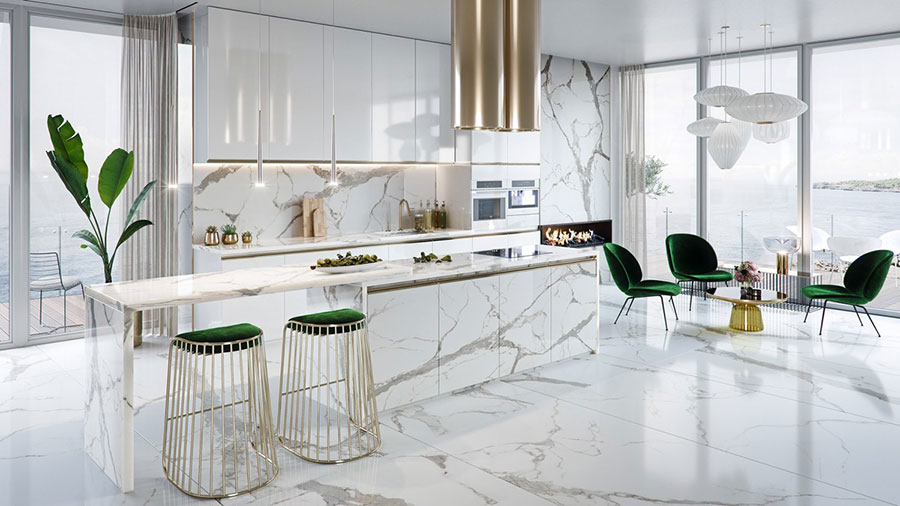 Cucine di Lusso: Ecco 45 Progetti da Sogno | MondoDesign.it
