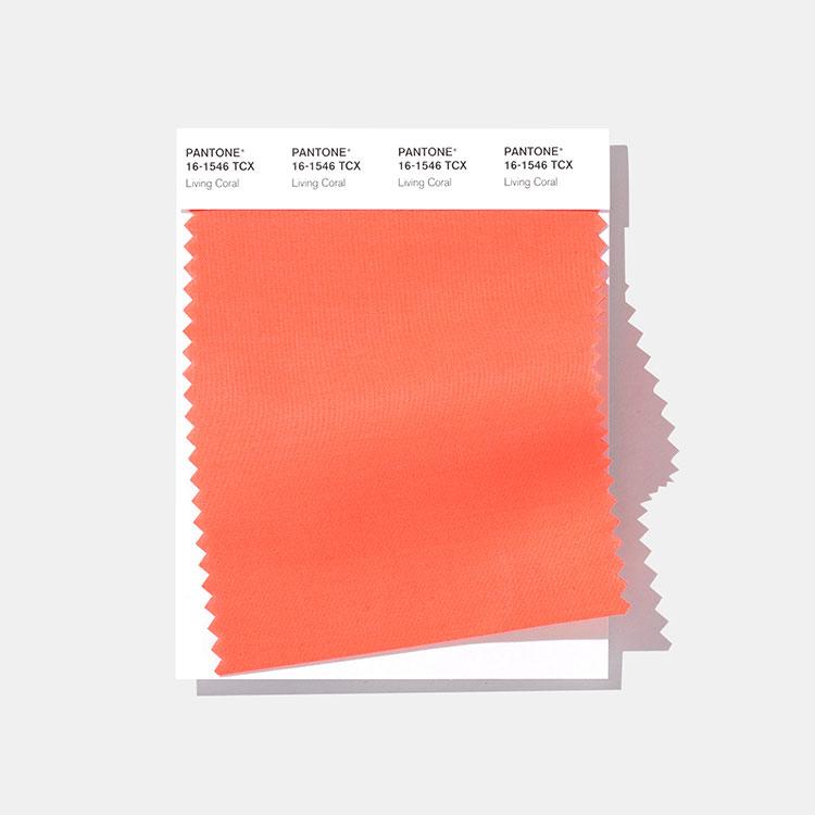 Colore Pantone 2019 16-1546 Living Coral
