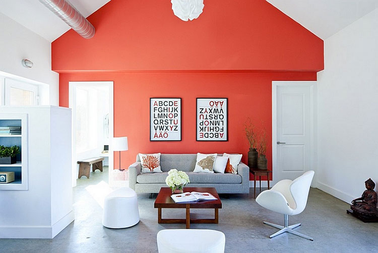 Salotto living coral n.3